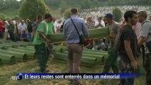 Les musulmans de Bosnie commémorent le massacre de Srebrenica