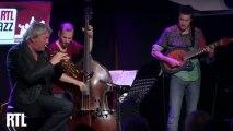 Trio Eric Le Lann - For minors only en live dans RTL Jazz Festival présenté par Jean-Yves Chaperon