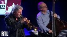 Enrico Pieranunzi, Philip Catherine, Ricardo Del Fra & Eric Le Lann - Night Bird en live dans RTL Jazz Festival présenté par Jean-Yves Chaperon
