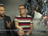 PACIFIC RIM : L'interview exclusive des acteurs du film !