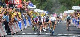 FR - Résumé - Étape 12 (Fougères > Tours) - Tour de France