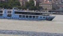 TUI Melodia von aussen TUI Melodia Flusskreuzfahrtschiff TUI FlussGenuss