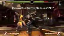 Mortal Kombat Komplete Edition Crack and Keygen Full Game