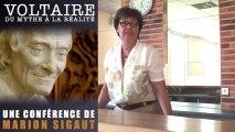 Voltaire : du mythe à la réalité, une conférence de Marion Sigaut partie 1