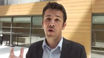 Guillaume Lissy, Conseiller régional ( PSEA) de Rhône-Alpes: la liaison Lyon-Turin participe à la construction de l'Europe