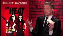 """The Heat"" - Sandra Bullock Melissa McCarthy Interview"