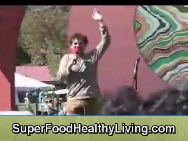Organic Superfoods, Health Food Stores