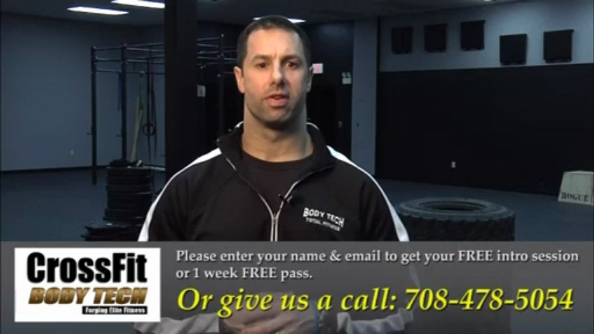 CrossFit Body Tech located in Tinley Park Illinois | CrossFit Body Tech around Tinley Park IL