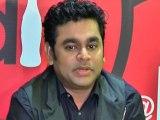 A R Rahman Unplugged on Mtv Coke Studio