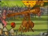 Castillos medievales: Tecnicas de asedio y defensa
