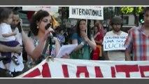 Paris | Rassemblement de soutien aux Grèves Générales au Chili, au Brésil et aux luttes en Turquie