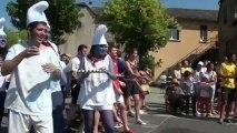 Festival, manifestation tout en Zic: lebourg en bourre à Rieupeyroux