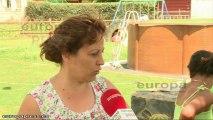 Saharauis pasan las vacaciones en Extremadura