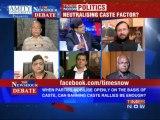 The Newshour Debate: Politics beyond caste(Part 1)