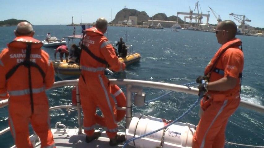 La station de la Ciotat vous propose de passer une journée avec ses sauveteurs en mer