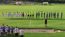 Match de préparation 2013 - 2014 : Sélection régionale - Racing Club de Strasbourg