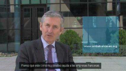 Diplomatie économique_Service Economique Régional - Ambassade de France en Espagne - juillet 2013.