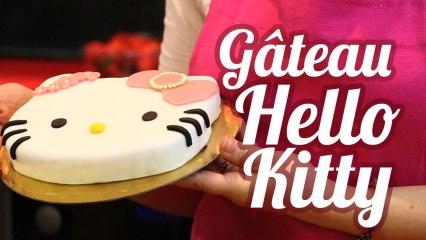 Gâteau Hello Kitty