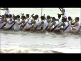 Nehru Trophy Boat Race : the biggest, and most competitive of all boat races in the Kerala