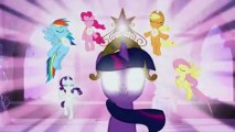 My Little Pony Friendship is Magic Temporada 1 EP 2 La Magia de la Amistad 2 Parte  Español Latino .