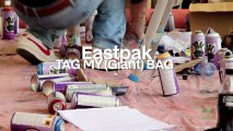 Eastpak TAG MY (Giant) BAG au BRUNCH BAZAR
