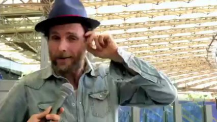 Intervista a Lorenzo Jovanotti - Backup Tour