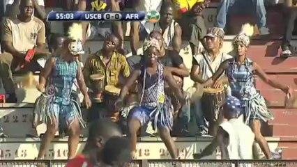 Résumé USCB - AFRICA 1-1 (Ligue1 CIV J26)
