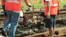 SNCF : contrôle des voies en cours sur un certain nombre de lignes, notamment à Remoulins