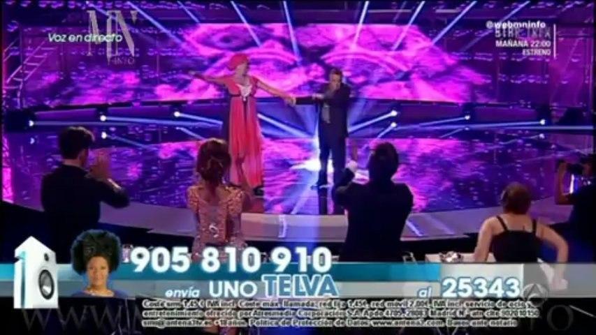 Mónica Naranjo - Gala 6 Final El Número Uno - 05.07.13