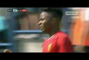 Raheem Sterling Goal vs Preston