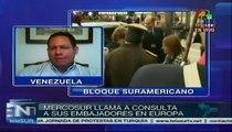 Ahora vamos a tener un Mercosur mucho más social: Jaimes