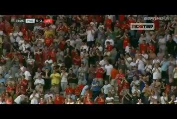 Iago Aspas Goal vs Preston
