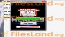 Marvel Heroes CD Key Generator (Keygen) Serial Number/Code Activation Key PC & Crack Download