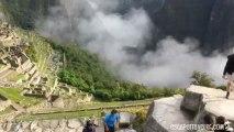 Machu Picchu Sunrise - Machu Picchu Peru