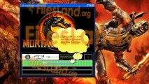 Mortal Kombat Komplete Edition CD Key Generator (Keygen) Serial Number/Code For XBOX360/PS3/PC