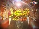 Rehmat e Ramzan 4th Seher 14-07-2013 Seg 10