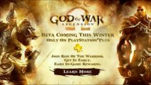 God of War Ascension Beta y Demo