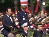 Défilé du14 juillet : le Mali à l'honneur