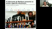 Nota Random: Marlboro al mercado de Cigarros Electronicos I Regalo del día del Padre