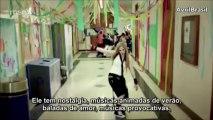 Avril Lavigne no site MSN