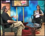 Counter View With Rabi pirzada Part 1(14-07-2013)