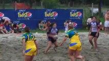# 41 - La conferenza stampa del Super Beach5's Rugby Lignano e la tappa del campionato di Beach Rugby a Padova