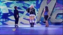 5.TIFFANY VS MICHELLE THEN BETH TAKES OUT LAYCOOL VICKIE GUERRERO