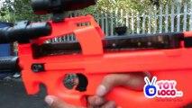 WWW.TOYLOCO.CO.UK D90H Bb Gun P90 Airsoft Simi & Fully Automatic Electric AEG Rifle Gun