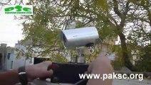 DIY Motorized CCTV Camera
