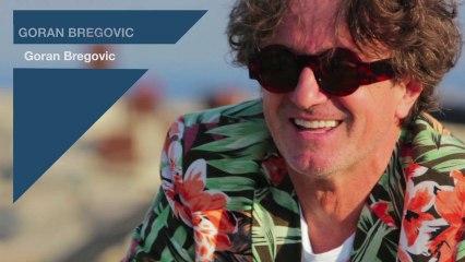 Goran Bregovic - Interview, Barcelona, 2013