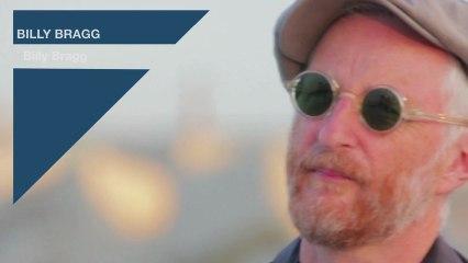 Billy Bragg - Interview, Barcelona, 2013
