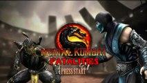 Mortal Kombat XL | MK1 Classic | Sonya VS Kano - video dailymotion