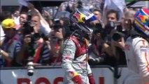 DTM Nuremberg - Wickens gana una controvertida carrera