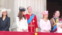 Duchess Camilla Hints the Arrival of Duchess Kate's Baby Is Imminent